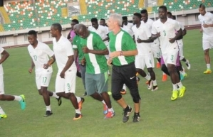 Super Eagles training camp allowance increased